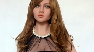 Lifelike sex dolls for hot blowjobs and taking it doggystyle