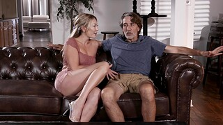 Older man with a large dick fucks orgasmic cunt of Adira Petition
